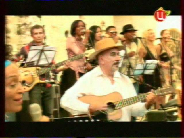 Omara Portuondo Леонид Агутин - Тёмная ночь (La noche negra)