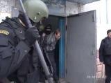 Работает омский СОБР