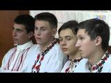 Вступ молоді до лав козаків (Жовтоводський промисловий коледж)