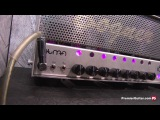 NAMM '13 - Bogner Amplification Atma Amp &amp Ecstasy Blue, Ecstasy Red, and Uberschall Pedal Demos
