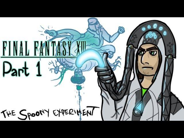 Final Fantasy XIII - Part 1 [Spoony - RUS RVV]