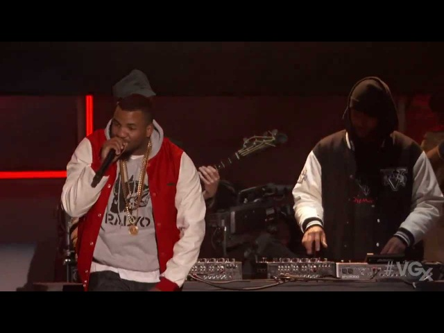 The Game - Ali Bomaye (Live on VGX 2013) [HD]