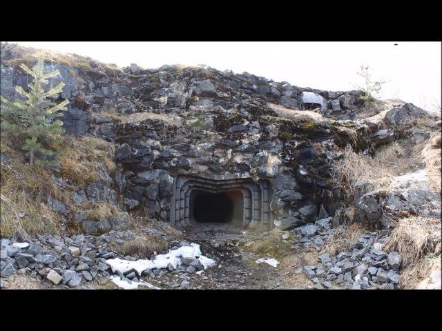 Финские оборонительные сооружения Замок Кархумяки г Медвежъегорск