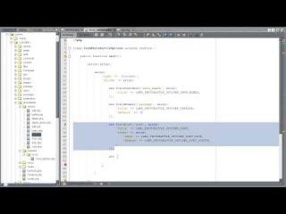 Админка компонента для instantcms 2.0 Часть 1