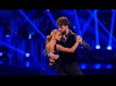 Jay McGuiness Aliona Vilani Argentine Tango to 'Diferente' - Strictly Come Dancing: 2015