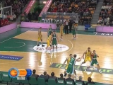 2010 Final Four. 3rd Place Game: Zalgiris vs. Khimki Part 1