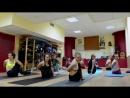 Лэд класс Первой серии аштанга йоги с Дмитрием Барышниковым в зале на Маяковской TimeLaps