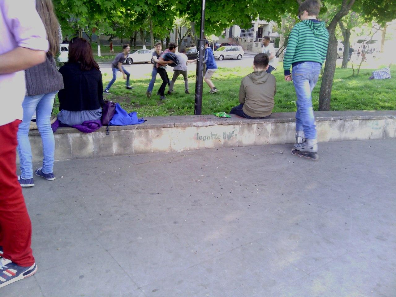 Согласилась в парке за деньги 9 фотография