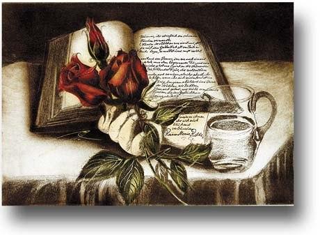 Просто читай, и пусть слова ласкают твой слух, словно музыка.