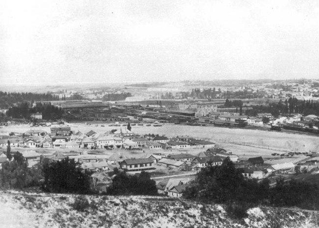 История Соломенского района