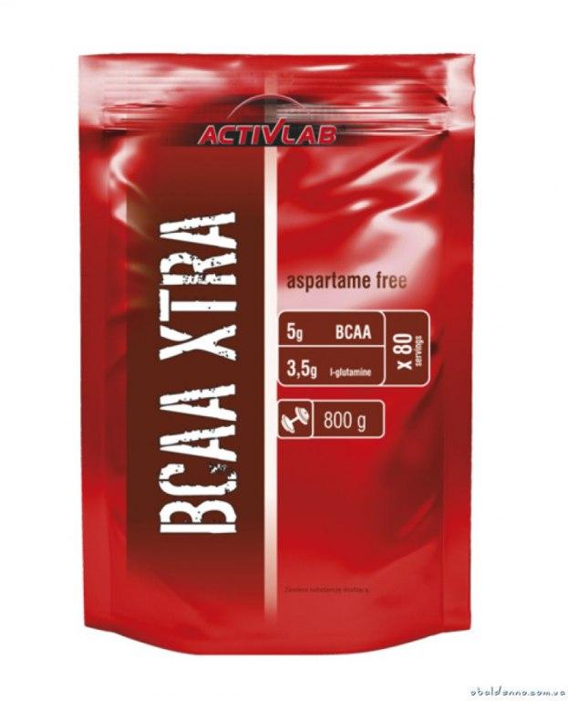 ActiveLab BCAA xtra 800 грамм