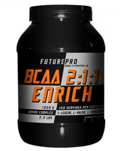 Future Pro Bcaa 2:1:1 Enrich 1кг