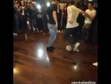 Эден Азар против Шона Гарнье(чемпиона мира по футбольному фристайлу)