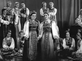 Уральский русский народный хор Уральская рябинушка