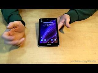 Обзор ASUS MeMO Pad 7 ME176CX - планшет за $100