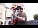 Необычное исполнение песни Катюша на два голоса на улице Москвы. Фрикинг Аут