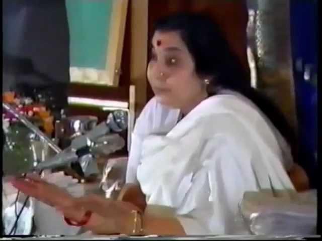Самореализация - пробуждение Кундалини - Шри Матаджи