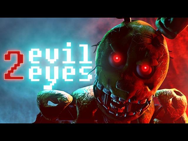 [SFM] Five Nights at Freddy's: Two Evil Eyes [DIRECTORS CUT] | FNAF Animation