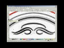 Работа с кривыми и узлами в Corel Draw .Less4