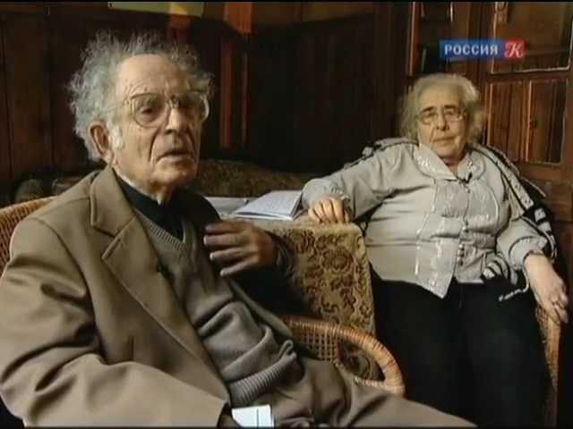 Беседы с мудрецами: Г. Померанц и З. Миркина (Фильм 3-й)