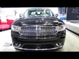 2014 Dodge Durango Citadel - Exterior and Interior Walkaround - 2013 New York Auto Show
