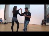 Tiago Moraes - Apresentação  com Cyrielle em Paris fevereiro de 2015