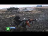 Эксперты ОБСЕ сообщают о военных приготовлениях нациков на двух направлениях 14 03 15