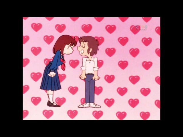 Urusei Yatsura New Remastered HD Opening 1 - Lum no Love Song