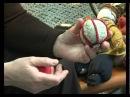 Ремесло 16 Лоскутные мячики