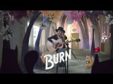 HP presents 'Burn' an interactive video performance featuring Ellie Goulding