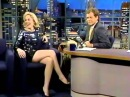 Sharon Stone on Late Night 1992