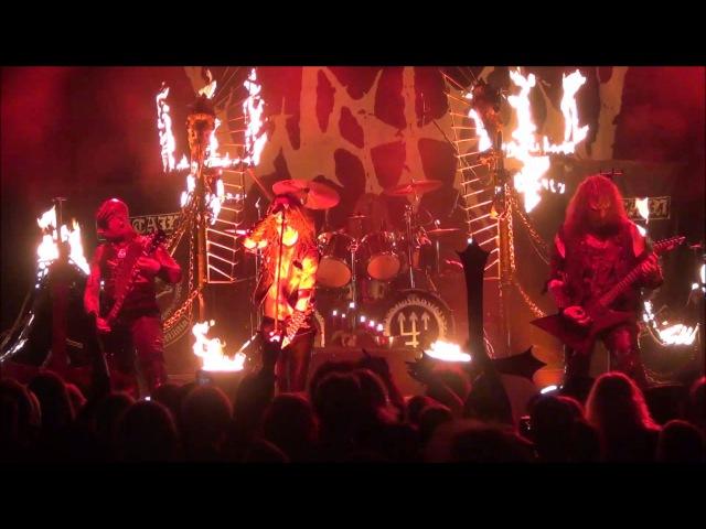 Watain - Malfeitor Live @ Metropol, Hultsfred 2015