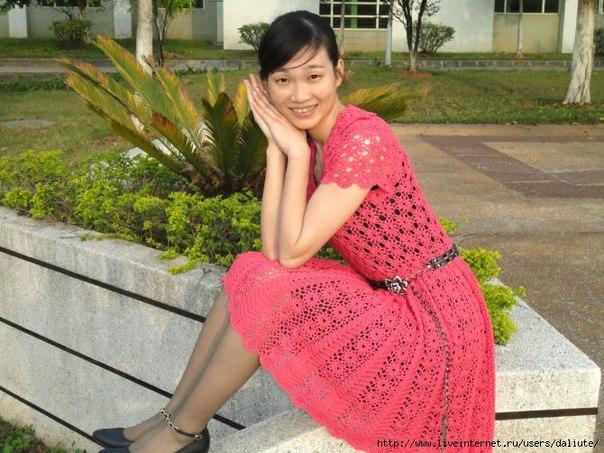 Платье на лето (10 фото) - картинка
