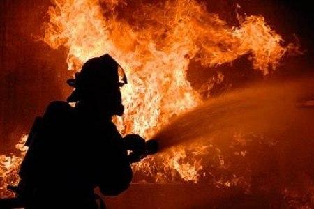 В Таганроге при пожаре погиб пятилетний ребенок