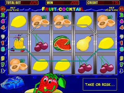 Скачать Азартную Игру Фруктовый Коктейль