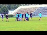 Нефаз!!!Драка на футбольном поле