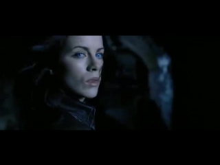 Kate Beckinsale - Underworld music video - Rotersand - By the Waters