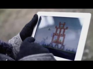 Перчатки для iPhone, iPad и других сенсорных устройств
