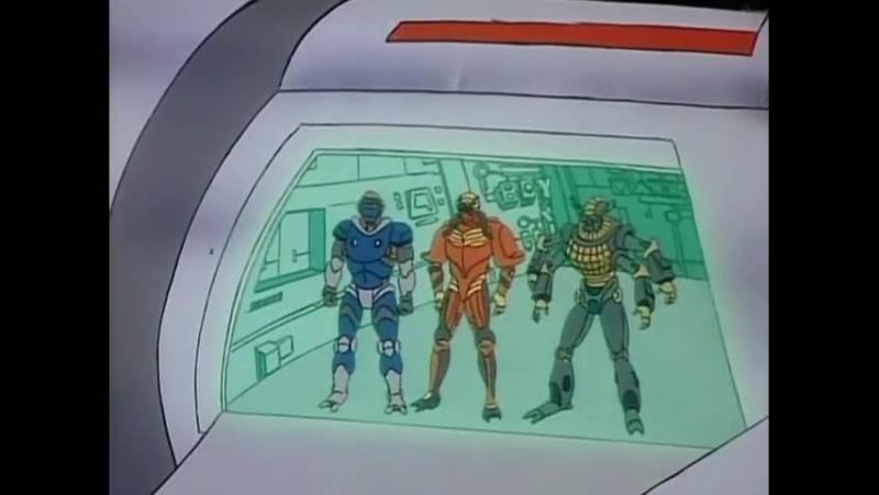 Защитники Земли Defenders of the Earth[1986][53 из 65][ENG]