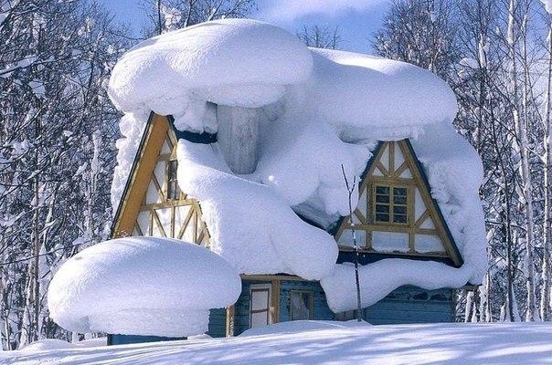 Дом в Уистлере, Канада