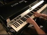 Sigma Sound Studio Fender Rhodes -With Vintage Vibe Stereo Vibe Pre amp-