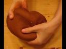 Пряничное тесто козульное