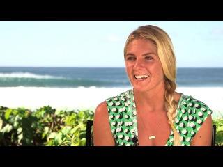 SurfFirefox: Pro Surfer Stephanie Gilmore on Social Media & the Web