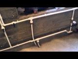 Как правильно смонтировать твердотопливный котел (практика)