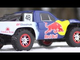 Red Bull Frozen Rush RC Trucks Race Down the Slopes Of Sunday River