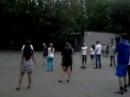 Гониво, подготовка к выпускному концерту в школе (1)