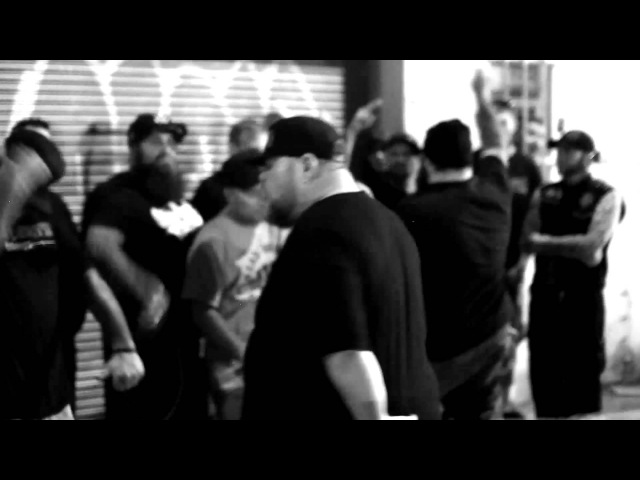 Coldside - 'Outcasts, Thugs and Outsiders' [feat. Roger Miret Freddy Madball]