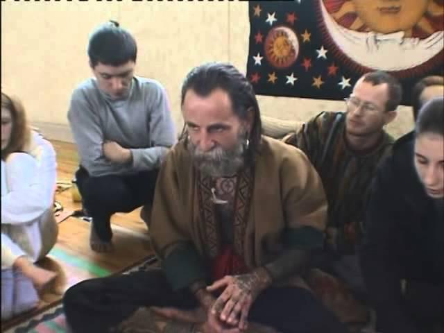 Кундалини Йога Кишинёв 2005 20 Рейнхард Гамментхаллер