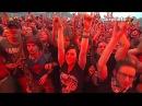 Eluveitie - Thousandfold Live Woodstock 2015 [TV PROSHOT ] Poland / Kostrzyn