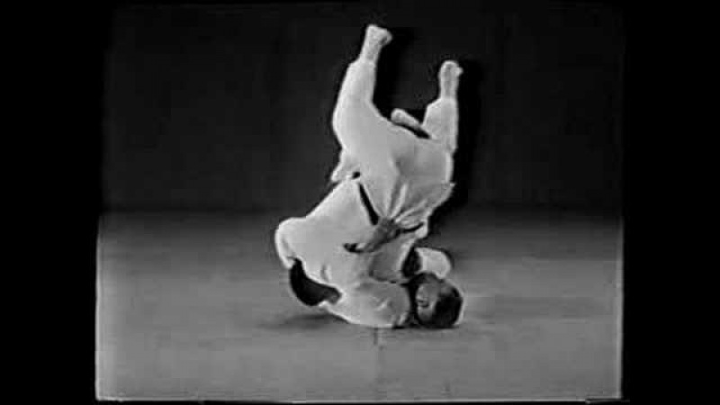 Masahiko Kimura - judo techniques